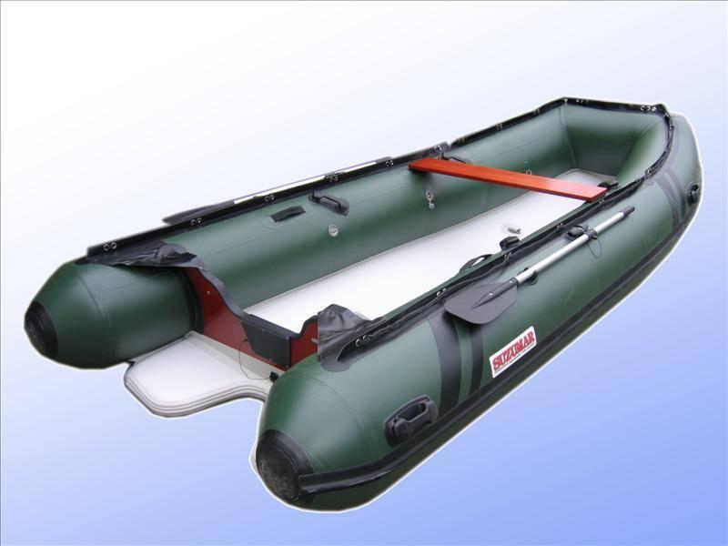 клапан на лодку стингрей